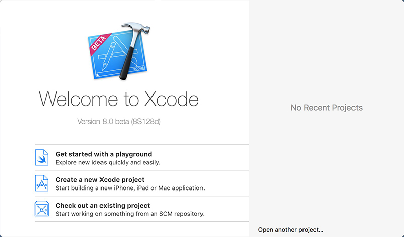 Xcode 8新特性