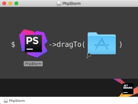 macOS下安装配置PhpStorm