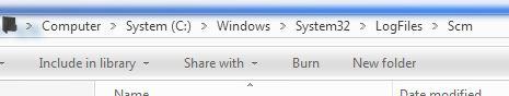 解决win7输入法突然不见了语言栏不见了scm文件替换法